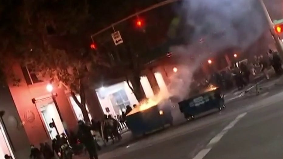 Newt Gingrich: Riots, looting, violent crime — There's a human cost with pro-crime, anti-police prosecutors
