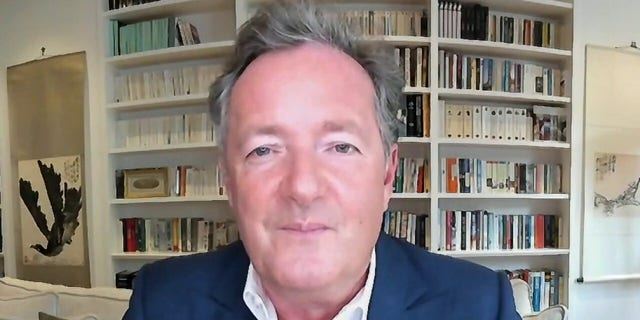 Piers Morgan chides Biden for 'calm' approach at G-7, calls out American media's softer coverage.jpg
