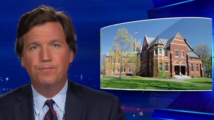 Tucker: A look back at the Smith College hate crime hoax