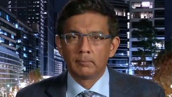 D'Souza: Left trying to drive wedge between MAGA movement, traditional GOP