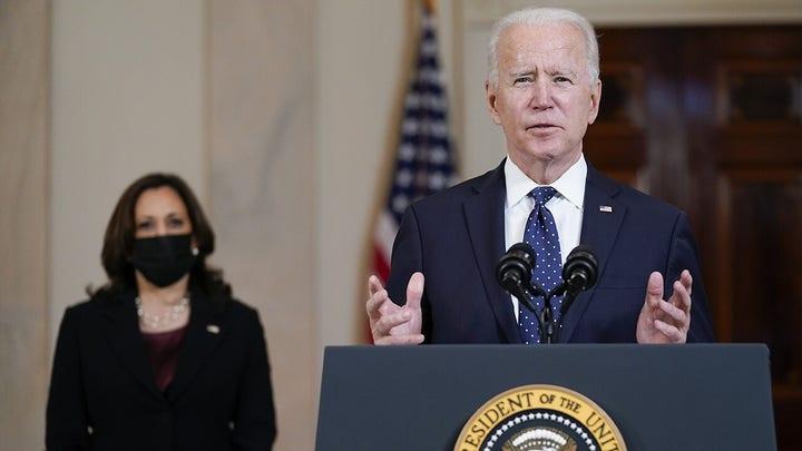 Biden getting pass as critics blame Kamala Harris for border crisis: ティーセン