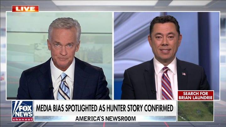 Chaffetz on Big Tech bias spotlighted after Politico confirmed Hunter Biden laptop story as true