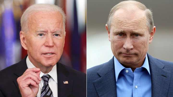Eric Shawn: The president meets Putin... Here's what to expect