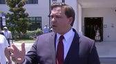 Gov. Ron DeSantis pushes back at criticism of decision to reopen Florida
