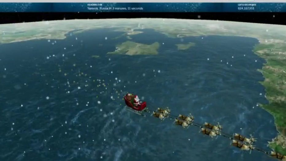 How to follow Santa's Christmas sleigh ride with NORAD — and how the tradition accidentally began