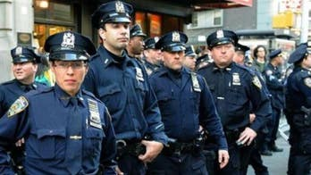 Tom Homan: Attacks on police must end — they are America's heroes and protect us all, regardless of race