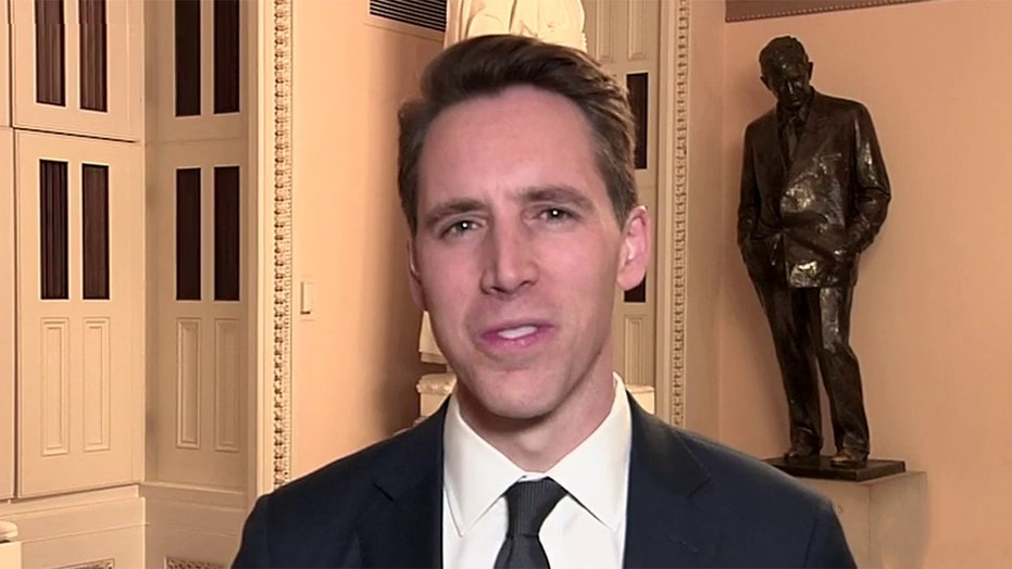 Sen. Hawley: We're watching the Democrats' case fall apart