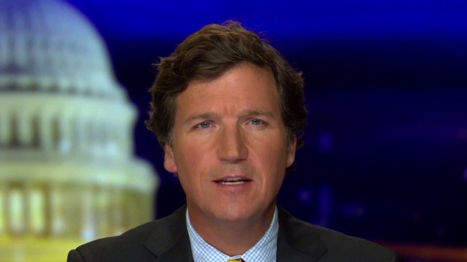 Tucker: America's political elite have been working on behalf of China