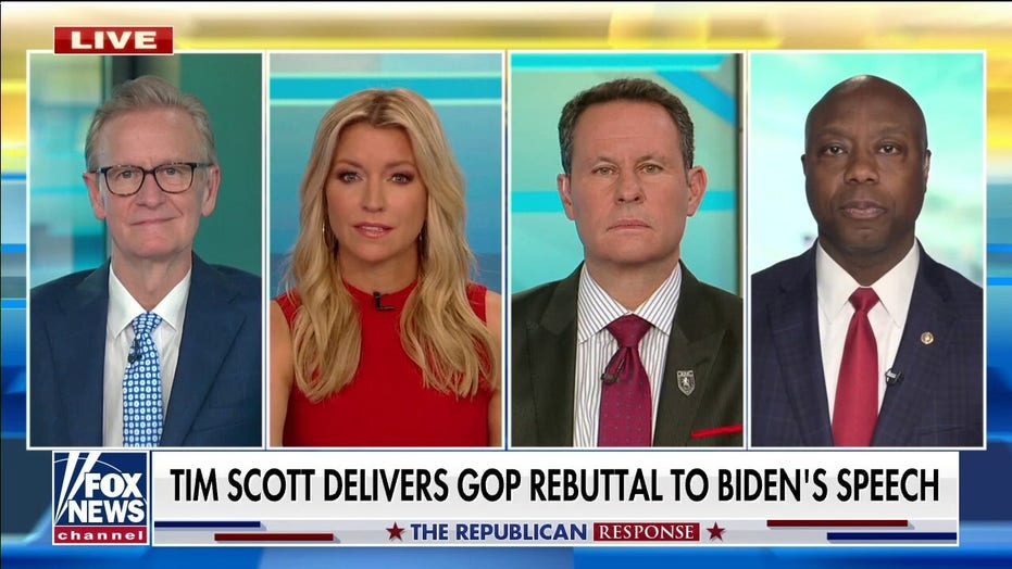 Liberals erupted on Tim Scott for saying America isn't racist, but Kamala Harris agrees