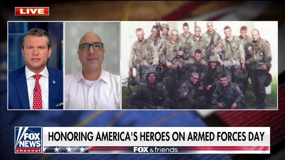 Workshops for Warriors: Taking back American manufacturing 'one veteran at a time'