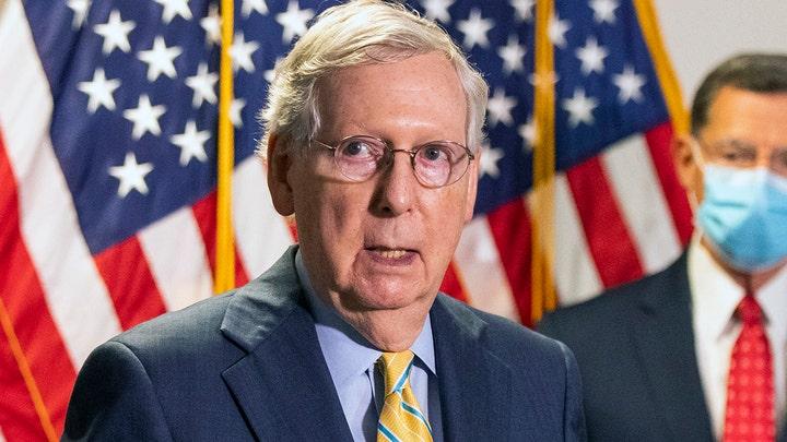McConnell: Agreement on coronavirus stimulus bill