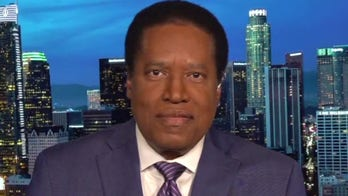 Larry Elder calls out 'absolutely outrageous' immigration policy