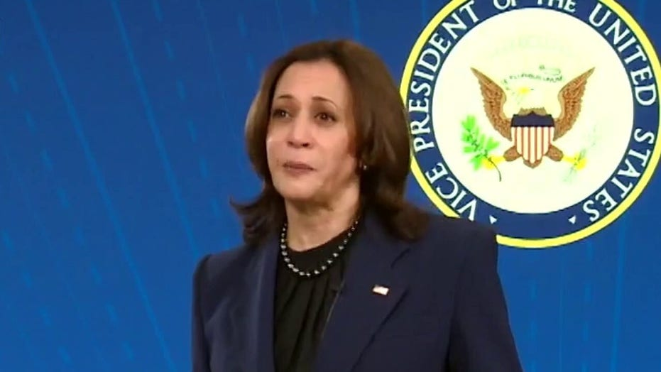 Harris' spokesperson called anonymous sources on office mistreatment 'cowards'