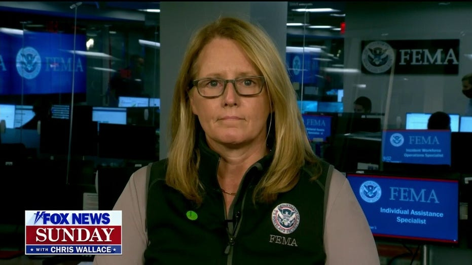 FEMA Administrator Deanne Criswell calls climate change the 'crisis of our generation'