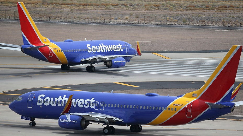 Southwest Airlines pilot facing federal charges after allegedly committing 'lewd sex act' on flight