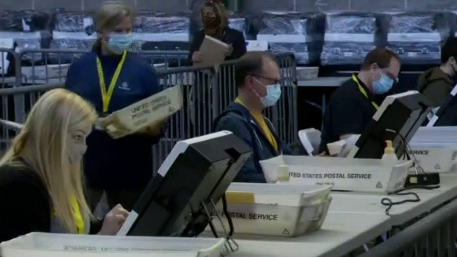 Live Updates: Pennsylvania court rejects Trump effort to block 9,000 late-arriving absentee ballots