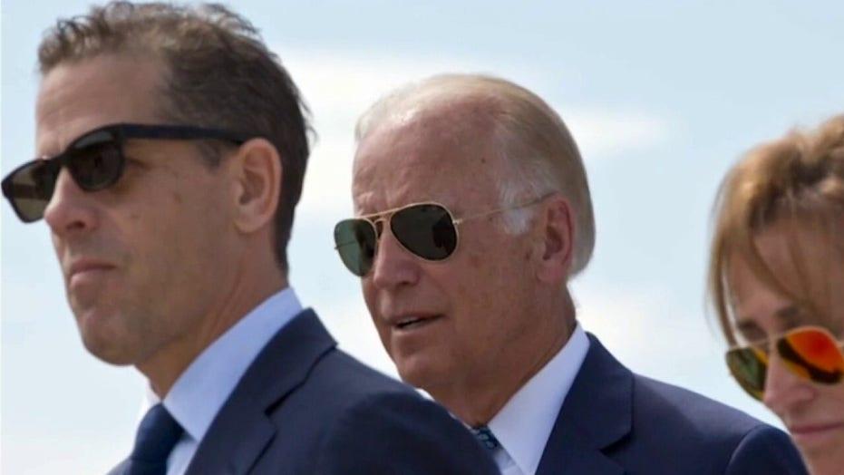 Hunter Biden art show adds to White House ethics headache