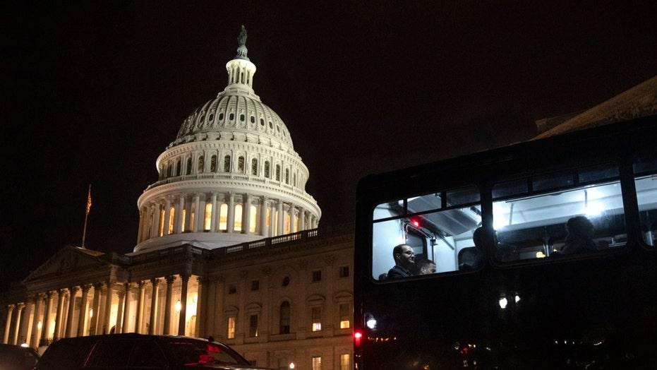 Senate GOP blocks Democratic motion to call new impeachment trial witnesses