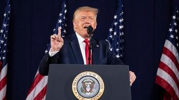 Trump's Mount Rushmore moment