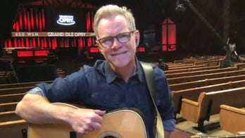 Steven Curtis Chapman on performing at Grand Ole Opry 鈥楽alute the Troops鈥� show