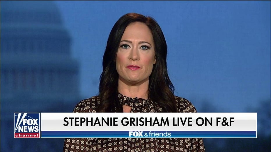 Stephanie Grisham says President Trump is right, Stone sentence was 'excessive'
