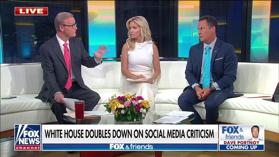 Steve Doocy: Get the COVID-19 vaccine if you have chance, it will 'save your life'