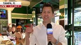 Tampa Bay, Florida football fans have 'Breakfast with Friends' with Will Cain