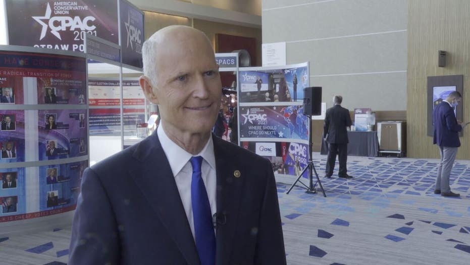 Sen. Rick Scott: GOP will flip some Dem Senate seats in 2022