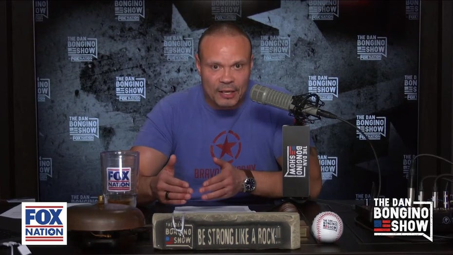 Dan Bongino on COVID censorship spreading from social media to text messages