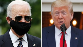 Biden claims Trump's refusal to wear mask is 'stoking deaths'