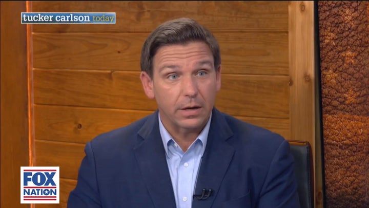 DeSantis on migration to Florida: Other state lockdowns added 'fuel to the fire'