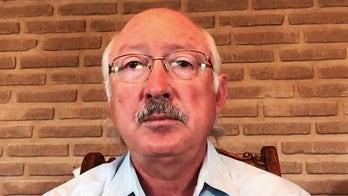 Former Interior Secretary Ken Salazar reacts to Justice Ruth Bader Ginsburg's death