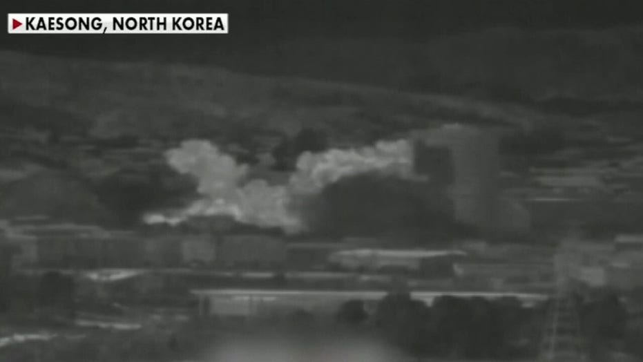 US in 'close coordination' with South Korea after North Korea blows up liaison office