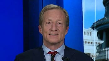 Steyer makes South Carolina debate stage as campaign looks for boost from Palmetto State