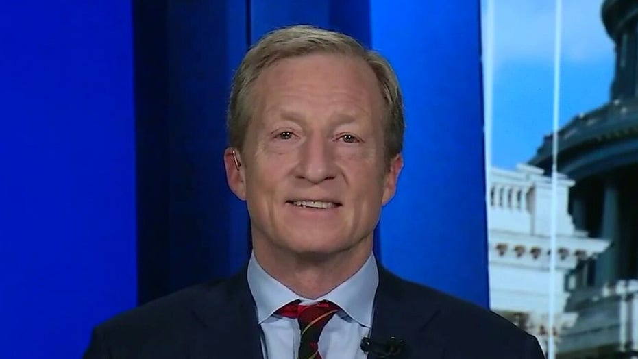 Tom Steyer on performance in Nevada, expectations for South Carolina