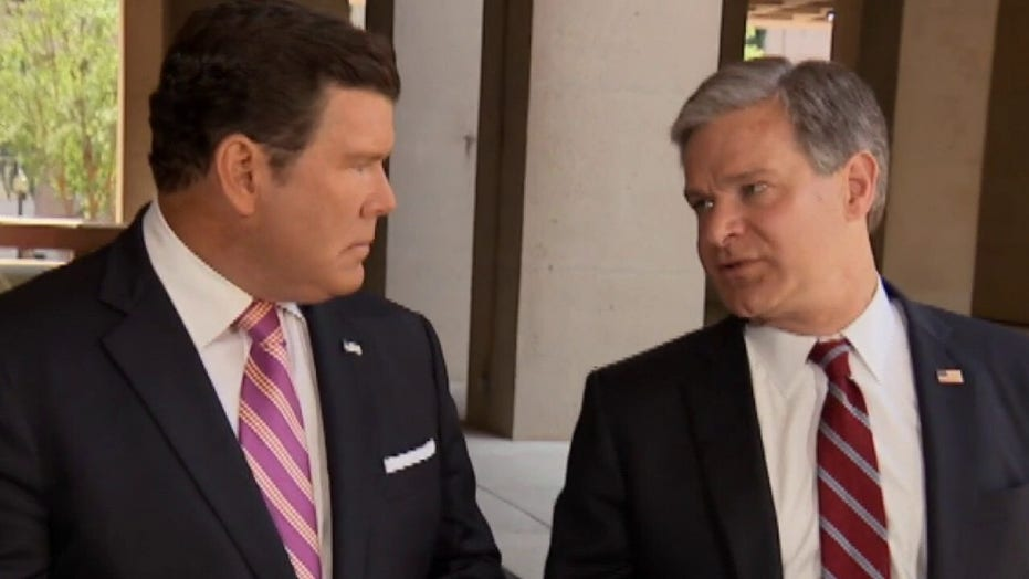 FBI Director Christopher Wray on election security, foreign interference and voter fraud