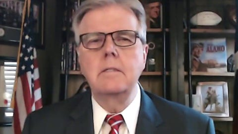 Texas Lt. Gov. Dan Patrick on the state's energy crisis: 'We'll be in good shape by tomorrow'