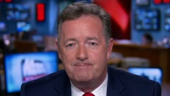 Piers Morgan: Bloomberg's network rules an 'appalling abuse of power'