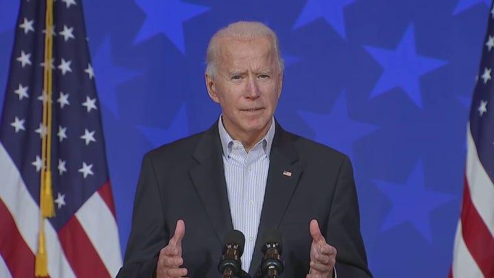 Joe Biden: The vote of the American people is sacred