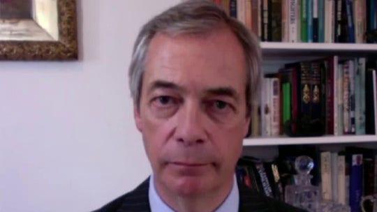 Nigel Farage on economic impacts of migrant surges