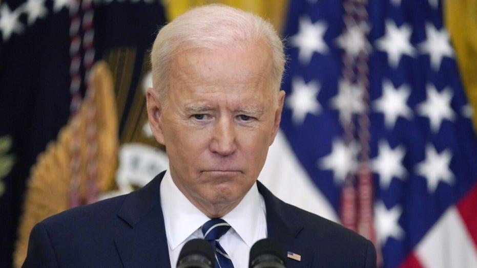 Biden: Parts of US 'backsliding' into Jim Crow days