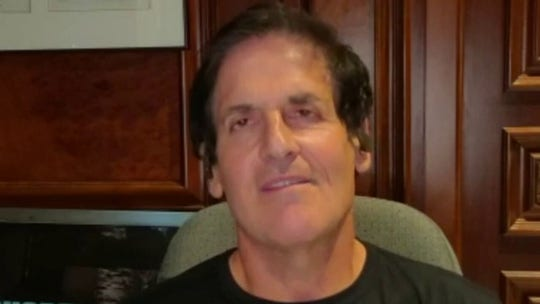 Mark Cuban breaks down his 'use it or lose it' coronavirus stimulus plan, discusses safely restarting sports in America