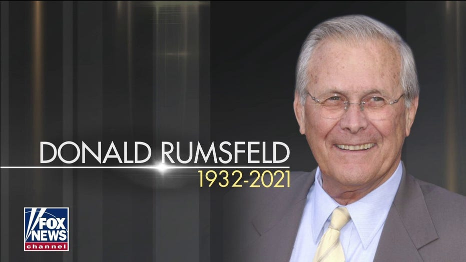 Donald Rumsfeld dead at 88: Political figures react to former defense secretary's passing