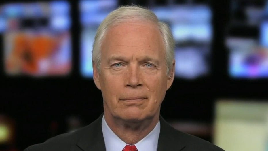 Trump endorses Ron Johnson early: 'Run, Ron, Run!