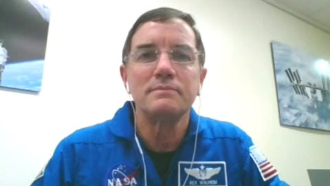 Astronaut Rex Walheim on uncertainty of launch dates
