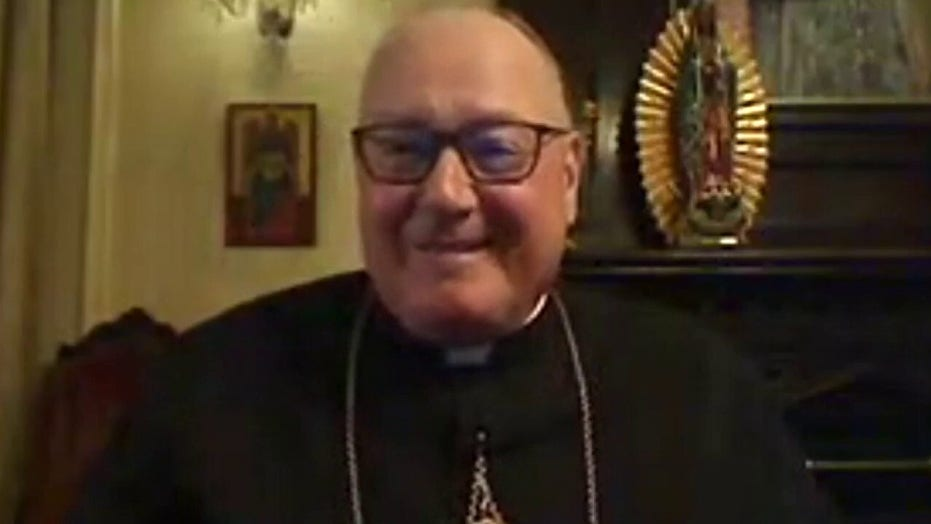 Timothy Cardinal Dolan shares his message of hope for Holy Week