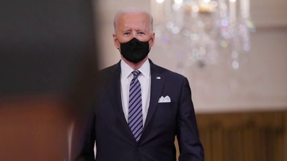 Biden supports moving MLB All-Star game out of Georgia over voting bill
