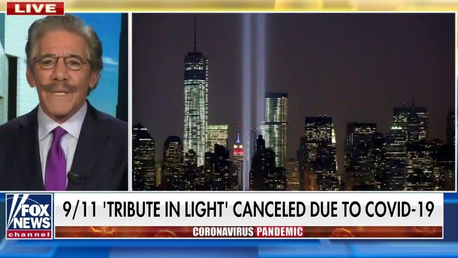 Geraldo Rivera laments cancellation of 9/11 tributes in New York City