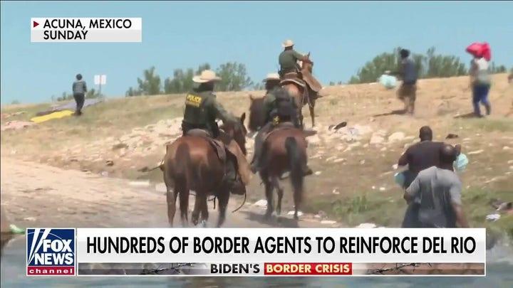 Biden admin to expedite deportation flights as migrant surge at southern border grows