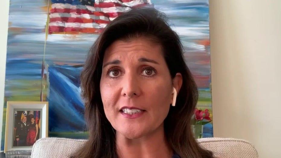 Nikki Haley calls for Beijing Olympics boycott, urges Biden diplomats to create COVID probe alliance